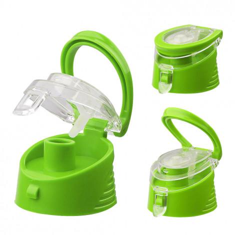"""Wasserflasche Asobu """"Flavour 2 Go Lime"""", 600 ml"""