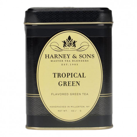 """Tee Harney & Sons """"Tropical Green"""", 112 g"""