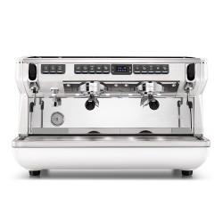 "Kavos aparatas Nuova Simonelli ""Appia Life XT V White 230V"", 2 grupių"