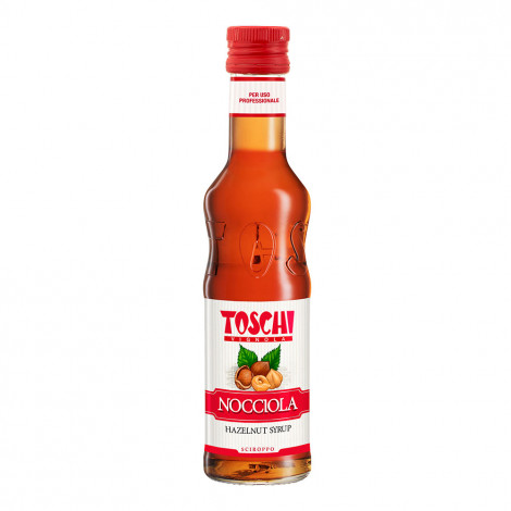 "Sirupas Toschi ""Hazelnut"", 250 ml"