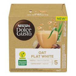 """Kaffeekapseln geeignet für Dolce Gusto® NESCAFÉ Dolce Gusto """"Oat Flat White"""", 12 Stk."""