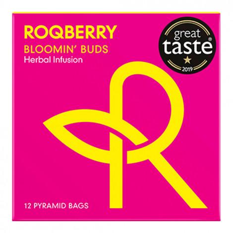 "Herbata Roqberry ""Bloom Box"", 12 szt."