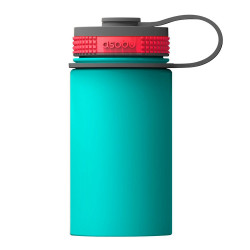 "Thermo bottle Asobu ""Mini Hiker Turquoise"", 355 ml"