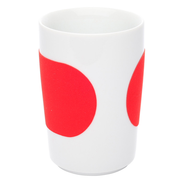 "Tasse Kahla ""Five Senses touch! Coral"", 350 ml"