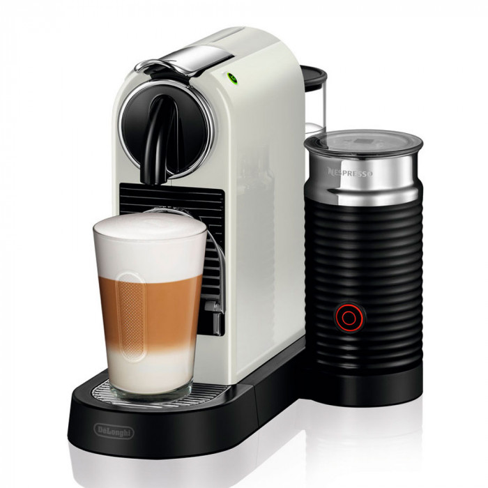"Coffee machine Nespresso ""Citiz & Milk White"""
