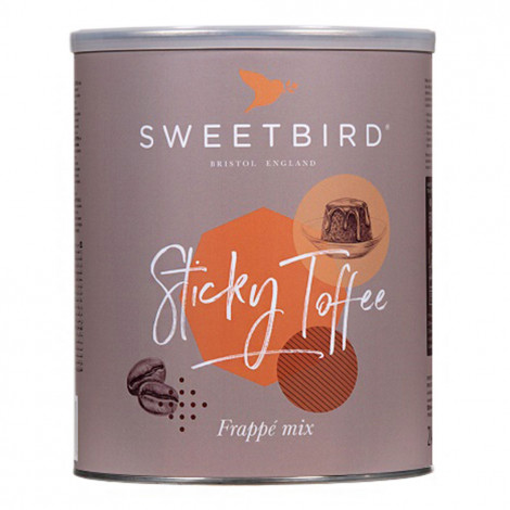 "Frappe maisījums Sweetbird ""Sticky Toffee"""