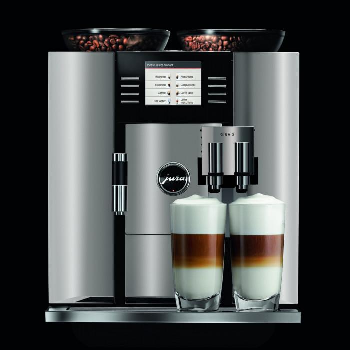 giga 5 coffee machine