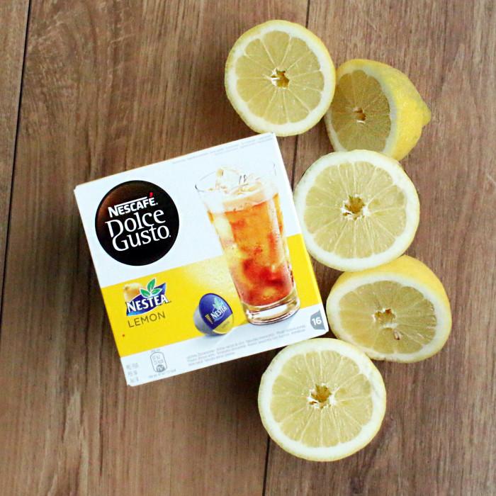 """Jäätee kapslid Nescafe Dolce Gusto """"Nestea Lemon"""""""
