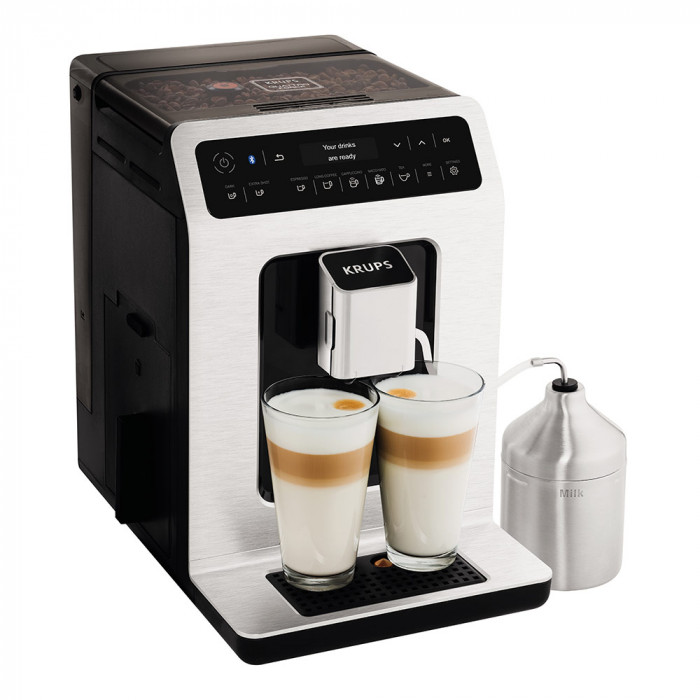 coffee machine krups evidence ea893d40 the coffee mate. Black Bedroom Furniture Sets. Home Design Ideas