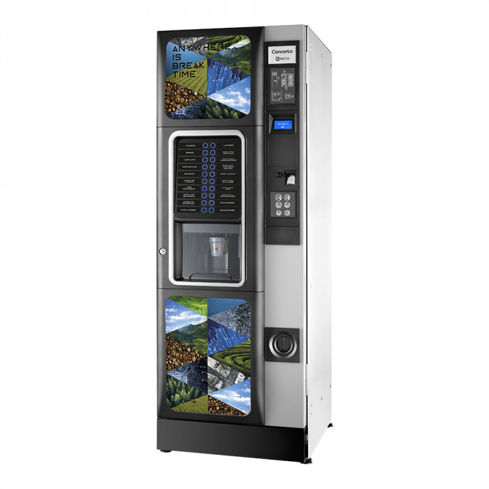 "Vending coffee machine Necta ""Concerto ES-R/S-NQ"""