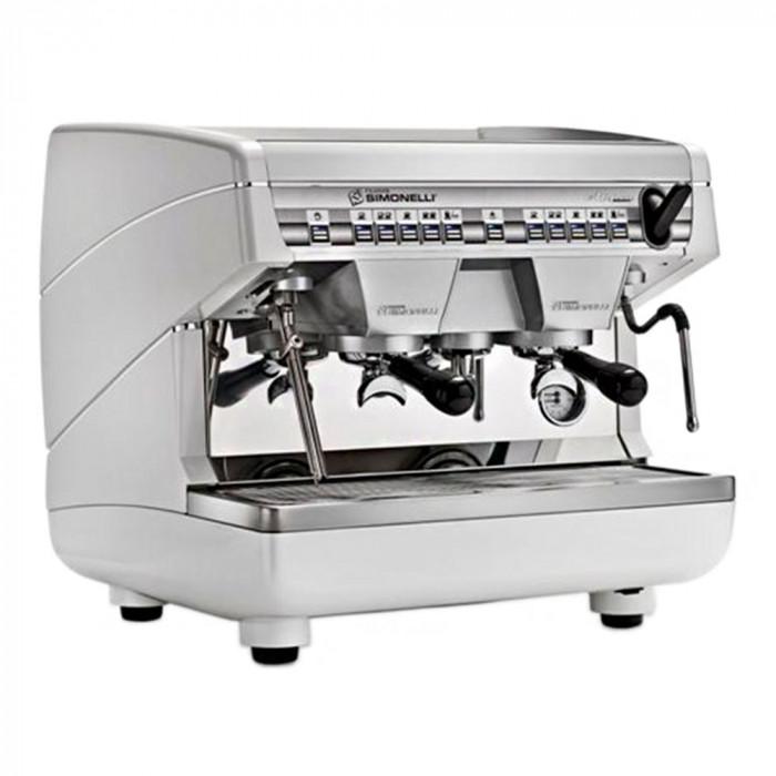 """Espressokone Nuova Simonelli """"Appia 2 Compact"""" 2-ryhmää"""