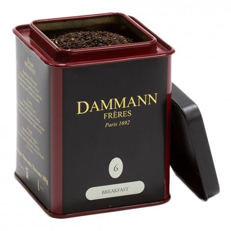 "Juodoji arbata Dammann Frères ""Breakfast"", 100 g"