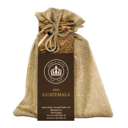 "Gemahlener Kaffee Seewald Kaffeerösterei ""Guatemala"" (French Press), 500 g"
