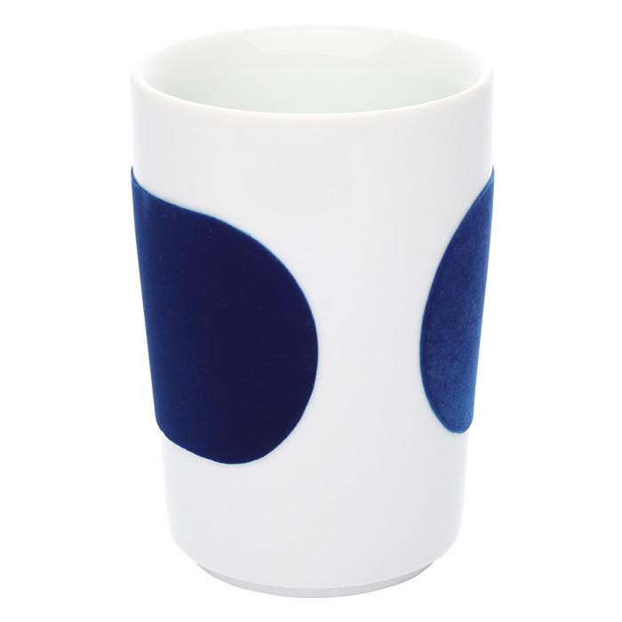 "Tasse Kahla ""Five Senses touch! Blue"", 350 ml"