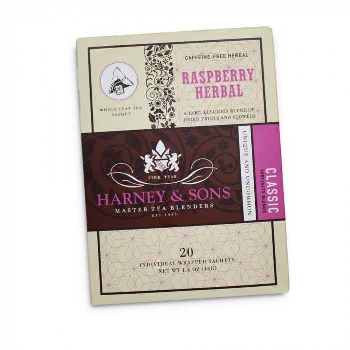 "Tee Harney & Sons ""Raspberry Herbal"""
