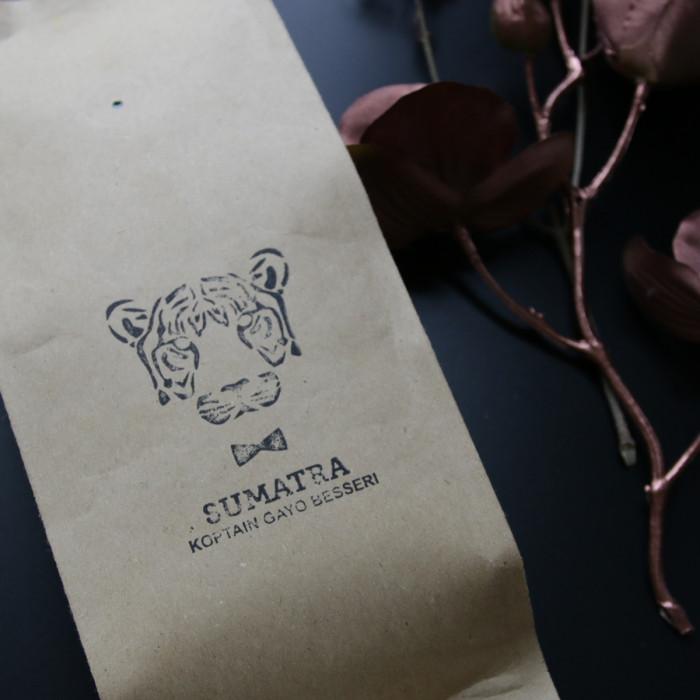 """Kavos pupelės """"Sumatra Koptain Gayo Besseri"""", 250 g"""