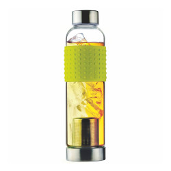 "Water bottle Asobu ""Ice 2 Go Yellow"", 400 ml"