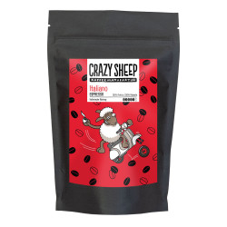 "Gemahlener Kaffee Crazy Sheep Kaffeemanufaktur ""Italiano Espresso"", 250 g"