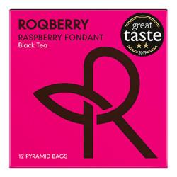 "Tee Roqberry ""Raspberry Fondant"" 12 kpl."
