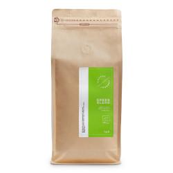"Kawa ziarnista Coffee Journey ""Bio Green Blend"", 1 kg"