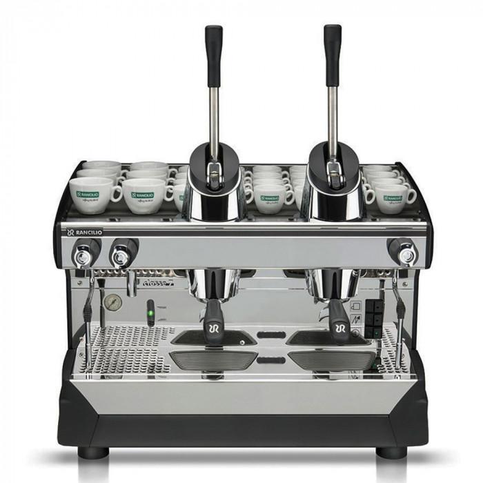 """Kavos aparatas Rancilio """"Leva"""" dviejų grupių"""