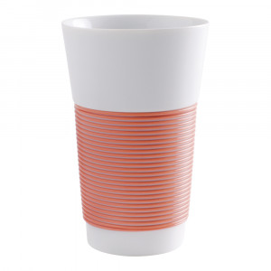 """Kavos puodelis Kahla """"Cupit to-go Coral Sunset"""", 470 ml"""