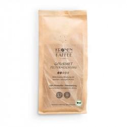 "Kaffeebohnen Kronen Kaffee ""Bio Gourmet Filtermischung"", 250 g"