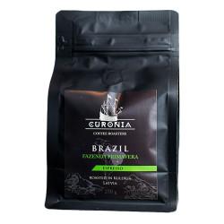 """Specializētās kafijas pupiņas Curonia """"Brazīlija"""" 250 g"""