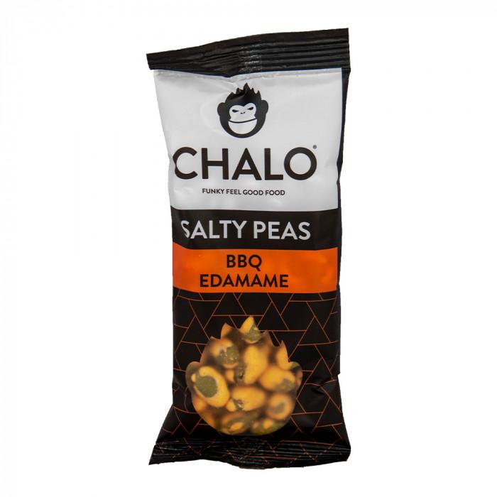 "Sālītu zirņu uzkoda Chalo ""BBQ Edamame"", 40 g"