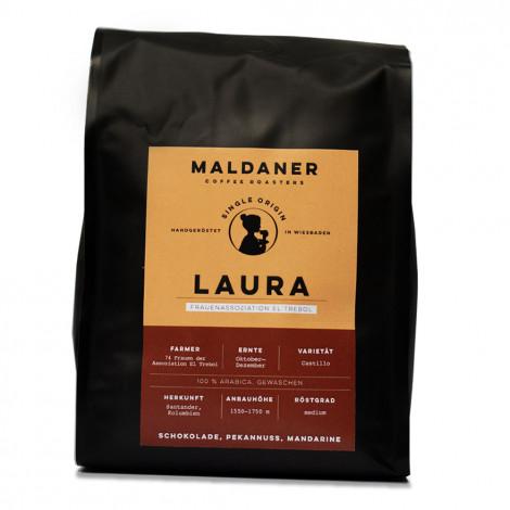 "Kaffeebohnen Maldaner Kaffeerösterei ""Filter Laura"", 1kg"