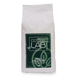 "Kawa ziarnista CoffeeLab ""Peru Yanesha Organic"", 1 kg"