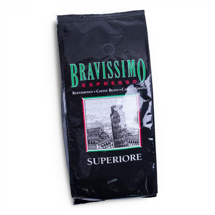 "Kohvioad Bravissimo Espresso ""Superiore"", 1 kg"