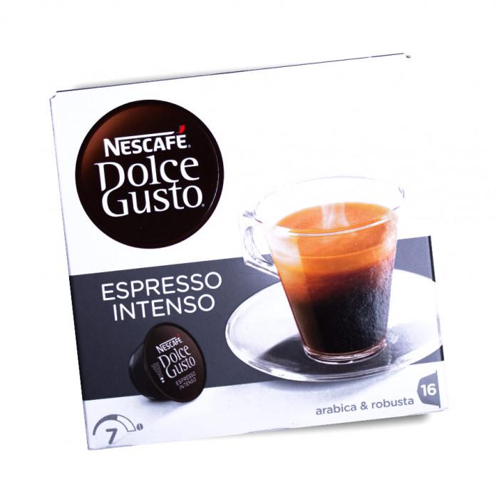 """Coffee capsules NESCAFÉ Dolce Gusto """"Espresso Intenso"""", 16 pcs."""
