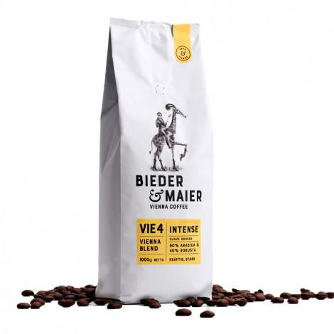 """Kaffeebohnen Bieder & Maier Master Blend """"VIE 4 INTENSE"""", 1 kg"""