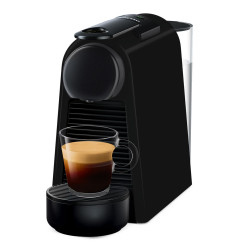 "Ekspres do kawy Nespresso ""Essenza Mini Triangle Matt Black"""