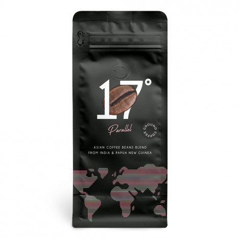 "Ground coffee ""Parallel 17"", 250 g"