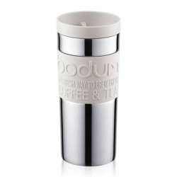 "Travel mug Bodum ""White"", 0,35 l"