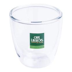 Espresso klaas Café Liégeois, 80 ml