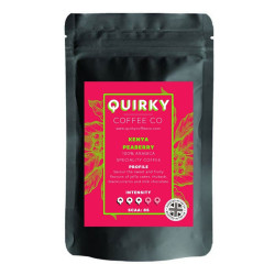 """Coffee beans Quirky Coffee Co """"Kenya Peaberry"""", 1 kg"""