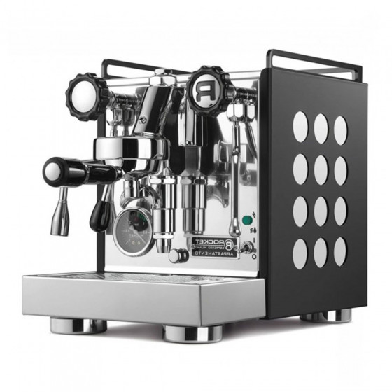 "Coffee machine Rocket Espresso ""Appartamento Black/White"""