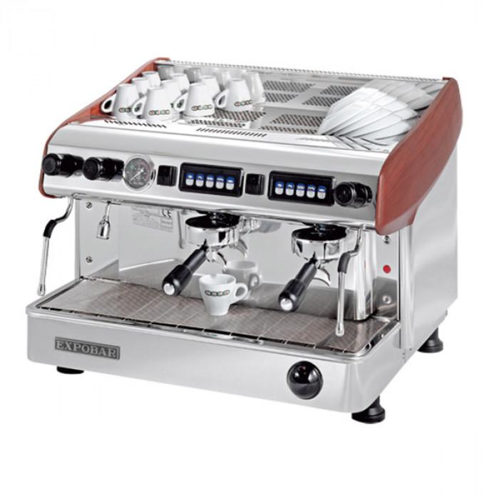 """Profesjonalny ciśnieniowy ekspres do kawy Expobar """"Megacrem"""""""