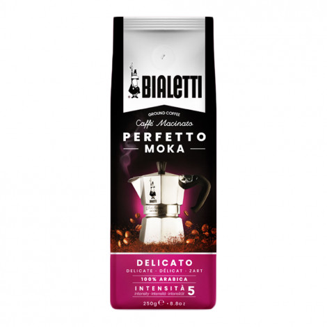 "Ground coffee Bialetti ""Perfetto Moka Delicato"", 250 g"