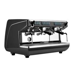 """Kavos aparatas Nuova Simonelli """"Appia Life V Black 380V"""" dviejų grupių"""