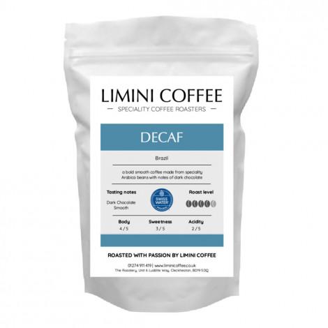 "Coffee beans Limini Coffee ""Swiss-Water Decaf"", 1 kg"