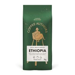 """Kafijas pupiņas Coffee Authors """"Ethiopia"""" , 1 kg"""