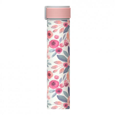 "Termospudel Asobu ""Skinny Mini Floral"", 230 ml"