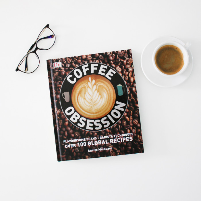 "Book ""Coffee Obsession"""