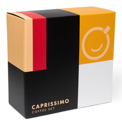 """Kafijas pupiņu komplekts """"Caprissimo"""", 4 x 250 g"""