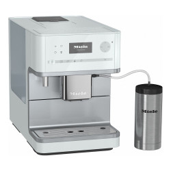 "Kaffemaskin Miele ""CM 6350 LOWE Lotus White"""