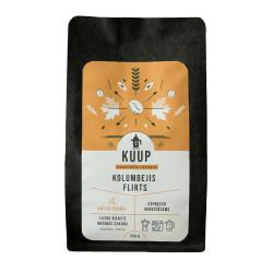 """Specializētās kafijas pupiņas KUUP """"KOLUMBEJIS FLIRTS"""" Kolumbija Huila 250 gr"""
